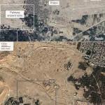 Islamuic state in Palmyra