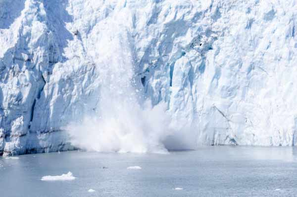 World glaciers melting at record rates: Study