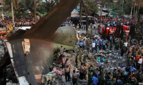 Indonesia plane crash death toll rises to 122