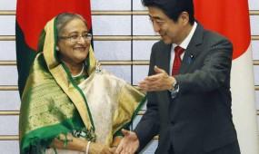 Japan beating China to the port in Bangladesh