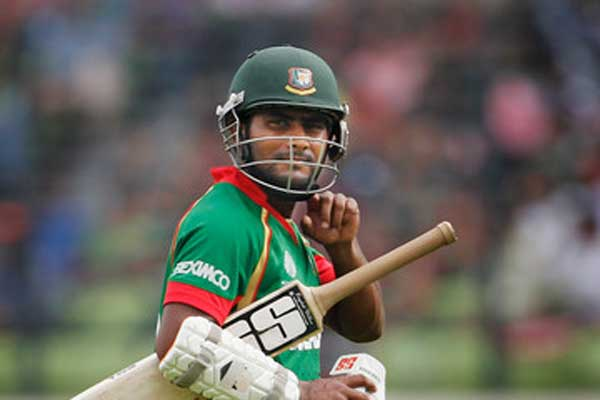 Tamim to miss Asia Cup, Kayes called up as replacement