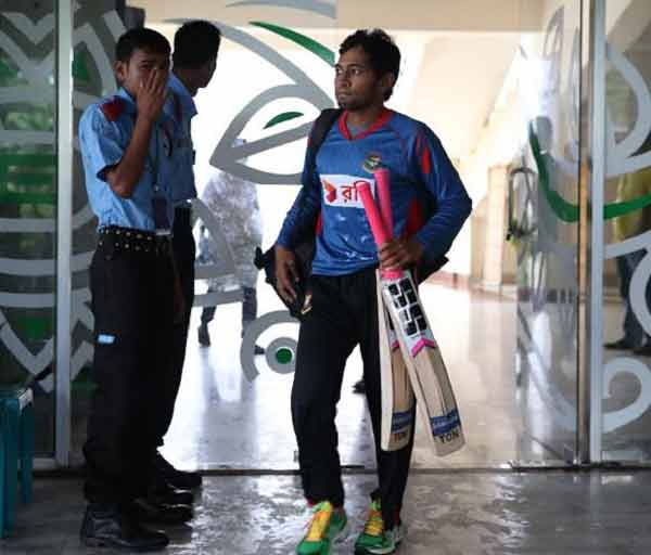 Mushfiqur relishing 'biggest chance' to beat Australia
