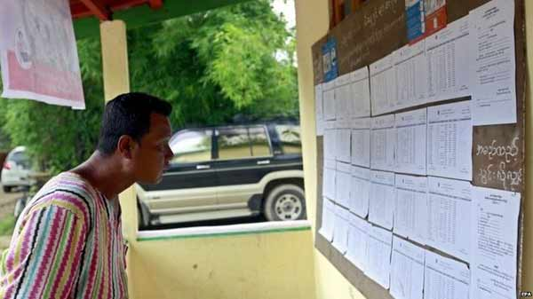 Myanmar 'sets historic general election date'