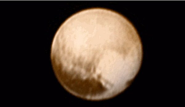 New Horizons: Pluto may have 'nitrogen glaciers'