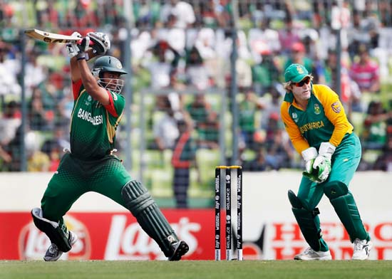 Clinical South Africa look to close out series
