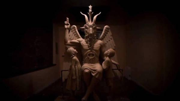Satanic statue unveiled in Detroit