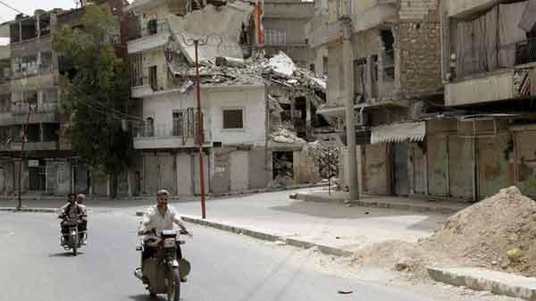 Mosque blast 'kills 25 al-Nusra Front rebels' in Syria
