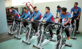 Bangladesh primed for fitness challenge