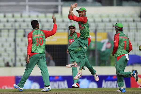 Bangladesh eye third straight ODI series win