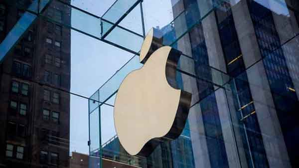 Apple shares fall amid concern over yuan