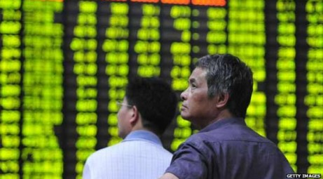 Mainland Chinese shares extend losses
