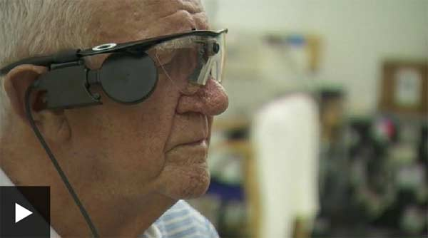 World first bionic eye gives hope to millions