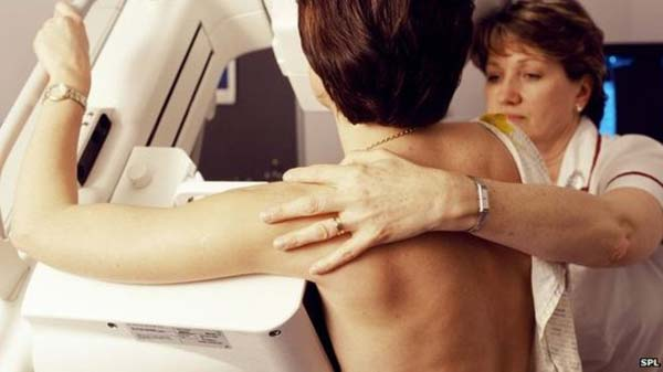 Breast cancer warning to older women