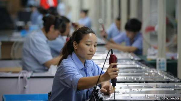 China's 7pc growth beats expectations