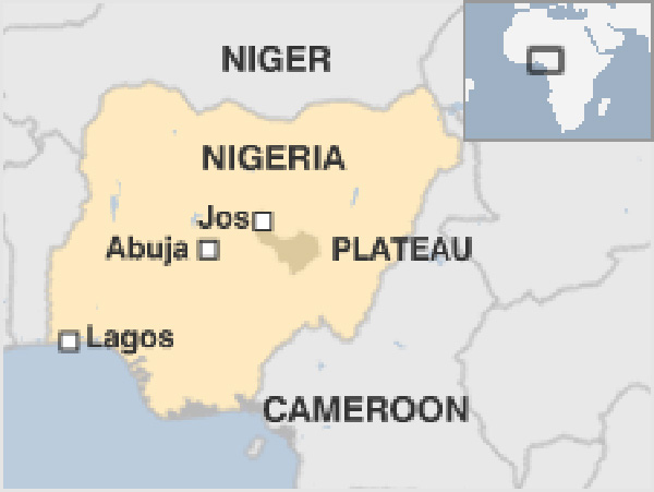 Twin blast kills 44 in Nigeria
