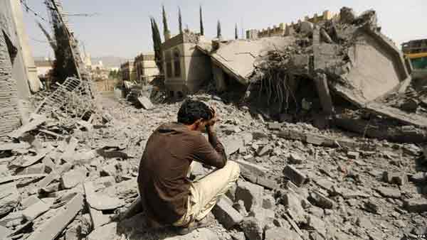 Fighting breaks new Yemen truce