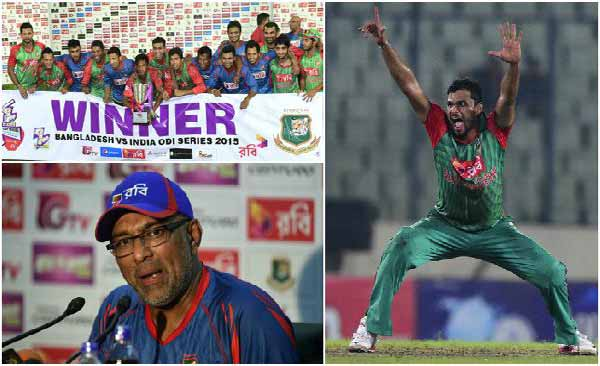 Bangladesh ready to take on world's elite under Hathurusingha's guidance