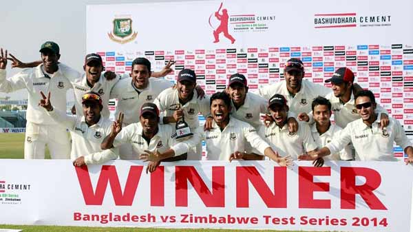BCB wants to cut a Test from Zimbabwe series