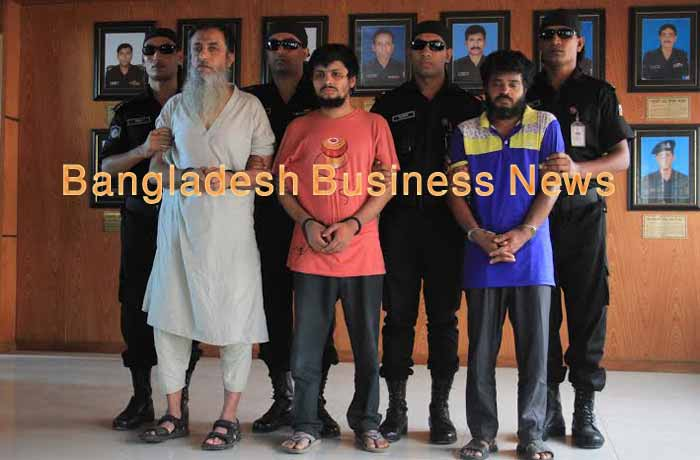 Bangladesh arrests 3 militants over bloggers killing