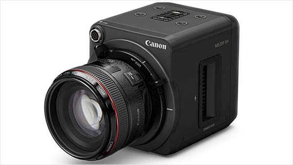 Canon's new camera capture footage in near-complete darkness