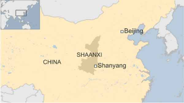 26 missing after landslide in China