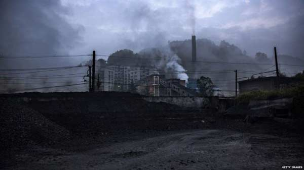 'Coal error' skewed China CO2 data