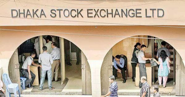 Bangladesh's stocks continue positive at midday