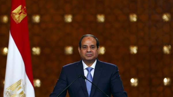 Egyptian president imposes strict new anti-terror laws