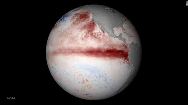 Will El Nino 2015 rival the strongest year on record?