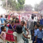 Celebrations in Bangladesh over enclave exchange with India