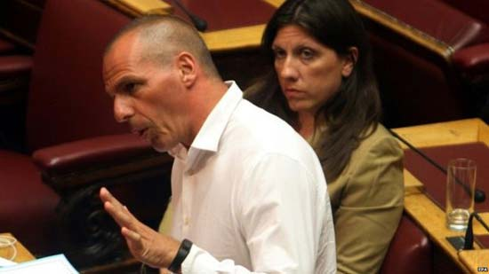 Greek MPs approve bailout deal