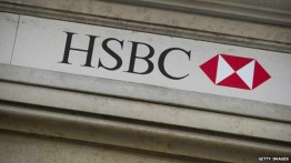 HSBC's profit up 10% in first half