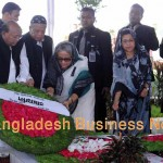 Sheikh Hasina. Photo: BSS
