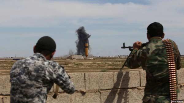 IS 'deputy' killed in air strike: US