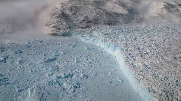 World's fastest-melting glacier loses massive chunk in 2 days