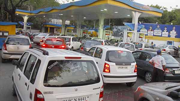 Petrol prices slashed by Rs 2.43/litre, diesel by Rs 3.60/litre in India