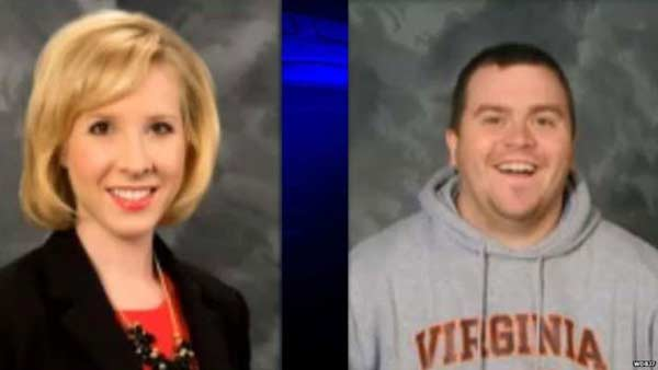 US TV journalists shot: Suspect 'shoots himself'