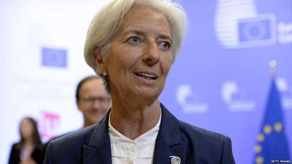 IMF calls for Greek debt relief