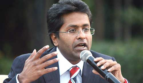 Lalit Modi involved in potential ICC rival