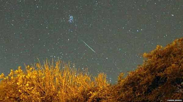 Perseids: Meteor light show set to dazzle