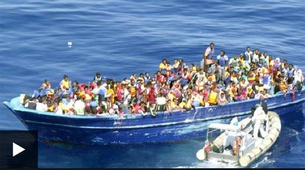 2,000 migrants rescued near Libya coast