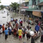 Myanmar flood death toll 'to rise'