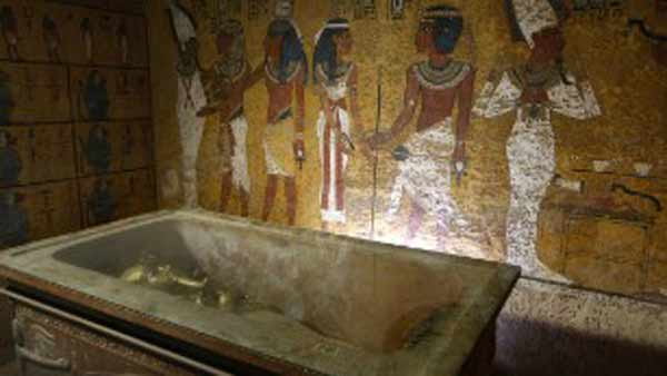Has Nefertiti's tomb finally been found?