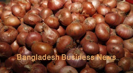 Pakistan's annual export size of onion stood at 250,000 to 300,000 tons in recent years. Photo: BBN