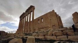 Syria's Palmyra Temple severely damaged by IS