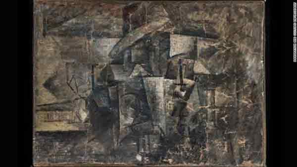 Stolen Picasso painting returned after 14 years