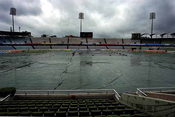 Bangladesh v S Africa Test: Day 3 play too lost to rain