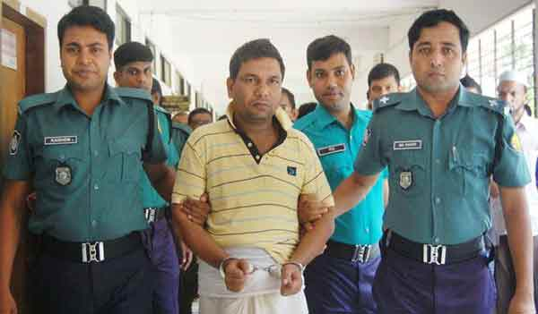 13 charged over Bangladesh's Rajon killing