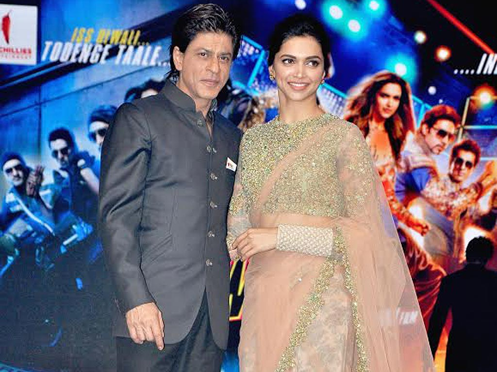 Nothing can spoil my equation with SRK: Deepika