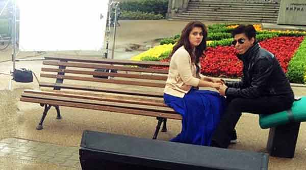 SRK, Kajol to shoot one-take romantic song in Iceland for 'Dilwale'